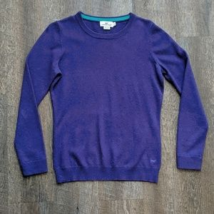 Vineyard Vines Wool Cashmere Sweater